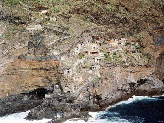 Casas cueva en Puntagorda