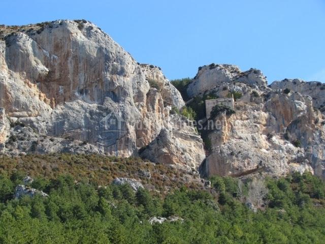 Zona de monte en el entorno