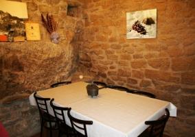 Mesa del comedor