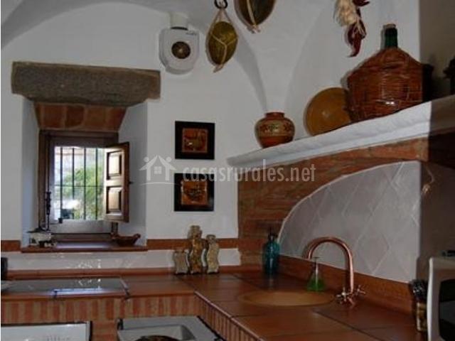 El vasar en a ora c rdoba - Casas decoracion rustica ...