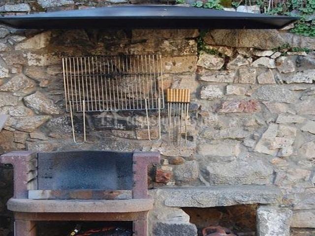 Barbacoas exteriores de obra good interesting cocina - Barbacoa de obra ...
