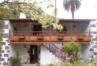 Casa de la virgen - Valleseco, Gran Canaria