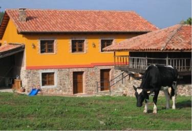 Casa jesusa - Logrezana, Asturias