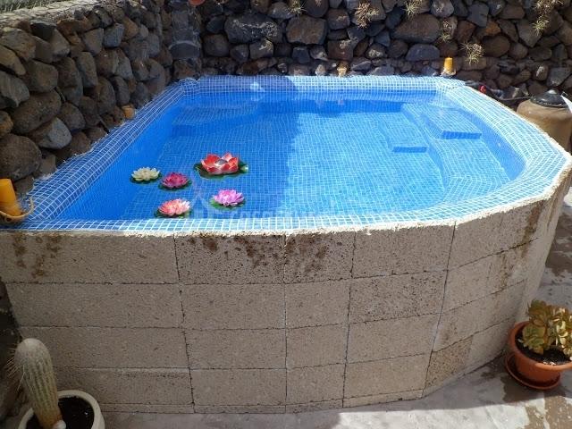 Aurelia en igueste de candelaria tenerife for Casa rural con piscina en tenerife