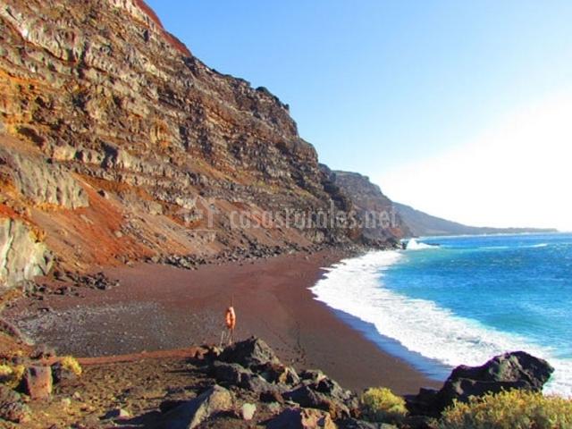 Playa de El Hierro
