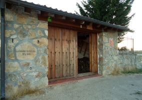 Puerta de acceso principal