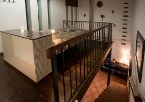 Dormitorio superior moderno