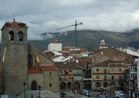 Plaza de Béjar