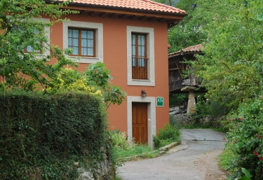 Casa El Portal - Valdedios (Villaviciosa), Asturias