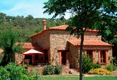 Casa Rural La Cigüeña - Alajar, Huelva