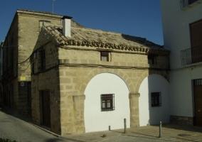Casa rural mesón viejo