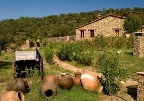 Casa Rural El Águila - Alajar, Huelva