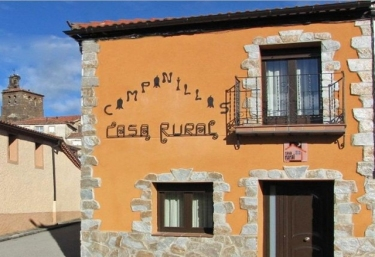 Campanillas - Abejar, Soria