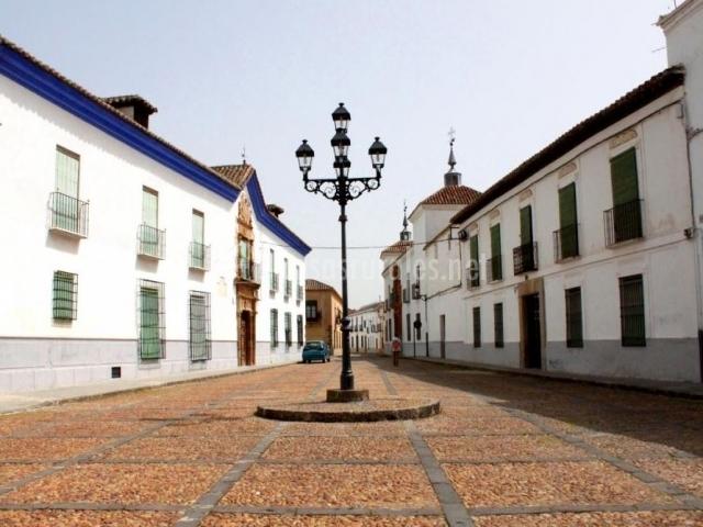 Casa candeal en almagro ciudad real for Registro bienes muebles ciudad real