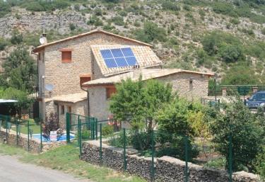 Casalet de la clua - Sant Esteve De La Sarga, Lleida