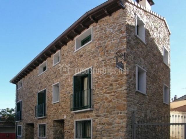 Los portales ii en garganta de los montes madrid - Casa rural horcajo de los montes ...