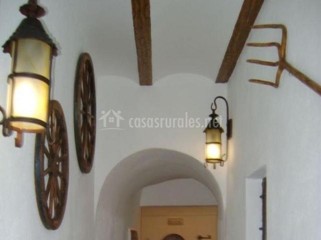 Casa cueva triana en cuevas del campo granada for Decoracion con ruedas
