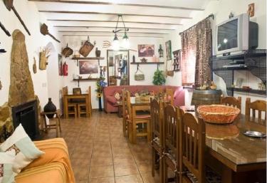 Casa Cueva Triana - Cuevas Del Campo, Granada