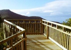 Mirador en Monte del Agua