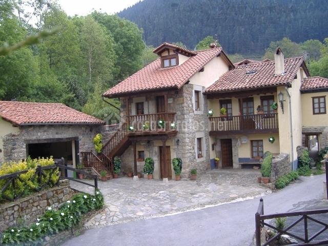 Casa Caborzal Ii En Renedo De Cabuerniga Cantabria
