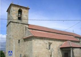 Zona del entorno del pueblo de Buenaventura