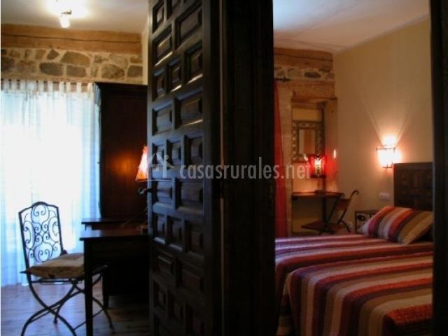 La casal del t o benito 3h en molinos de duero soria for Instituto puerta de cuartos