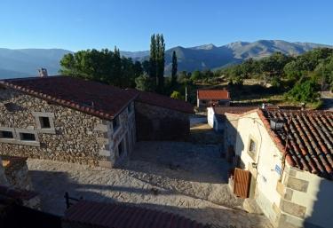 El Racú - Cabezas Altas, Ávila