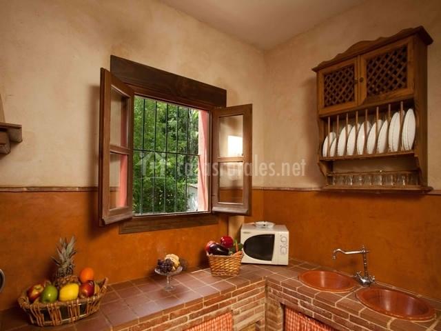 La garza real en cazalla de la sierra sevilla - La casa de las cocinas sevilla ...
