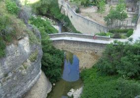 Puente de San Miguel en Ronda