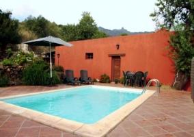Casa germ n casas rurales en valsequillo telde gran canaria - Casas rurales en gran canaria con piscina privada ...