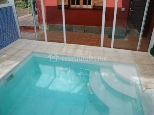 Casa san miguel casas rurales en valsequillo telde for Piscina valsequillo