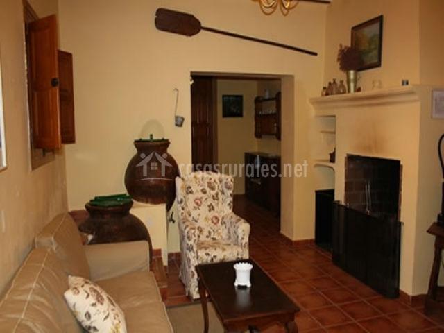 Casa de la pila en archena murcia - Casa rural con chimenea en la habitacion ...