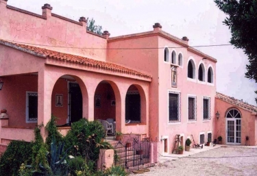 Masía San Joaquín II - Agres, Alicante