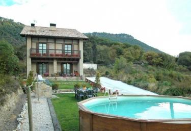 Casa Urederra II - Baquedano, Navarra