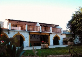 El Palomar - La Casería - Navaconcejo, Caceres