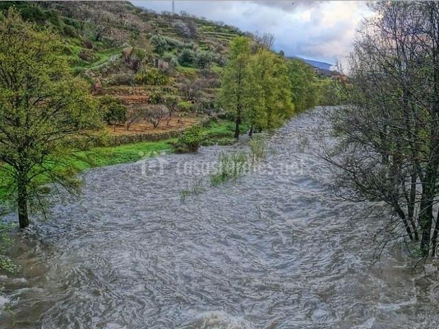 Zona fluviar de Navaconcejo