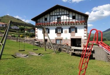 Casa Petisansenea I - Azpilcueta, Navarra