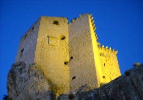 Ruinas del Castillo de los Vélez