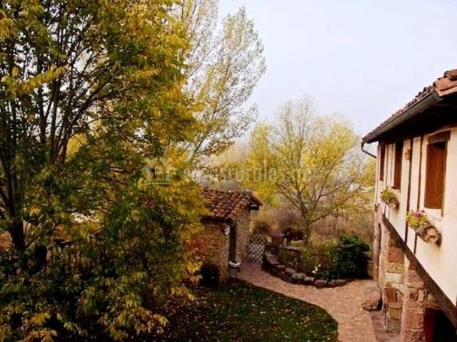 La puentecilla de arriba en valdemeca cuenca for Casa rural jardin del desierto tabernas