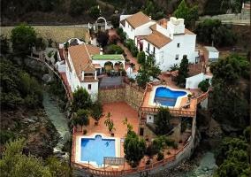 Casa Balcón del Río