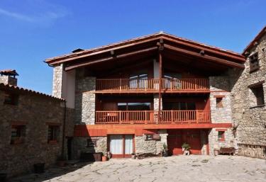 Cal Mateuet- El Paller  - Travesseres, Lleida