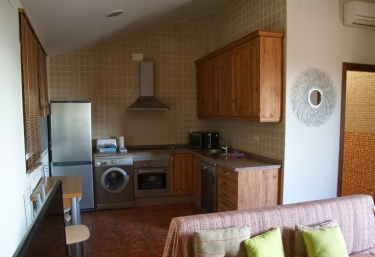 Apartamento 1 Solaz del Ambroz - Jarilla, Cáceres