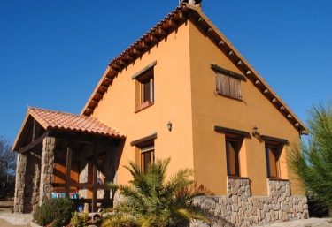 Casa Ocre - Rural Las Vinas - El Tiemblo, Ávila