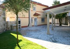 Casa Leira Braulia (Vivienda B) - Camposancos (A Guarda), Pontevedra