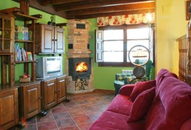 Casa Prieto II - Cortes (Quiros), Asturias