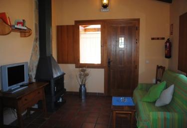 Casa Amarilla - Rural Las Vinas - El Tiemblo, Ávila