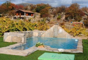 9 casas rurales con piscina en el tiemblo - Casas rurales el tiemblo ...