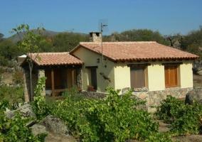 Casa Amarilla - Rural Las Vinas