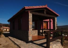 Casa Roja - Rural Las Vinas