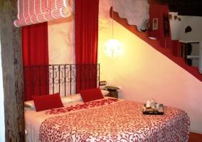 Dormitorio de pareja